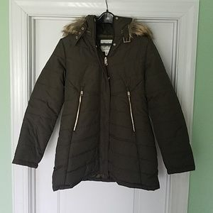 Beautiful coat for cool nights